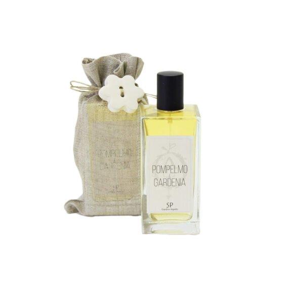 pompelmo e gardenia