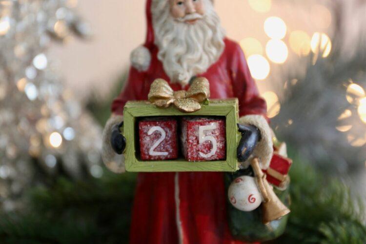 Babbo Natale 25 dicembre